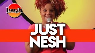 Just Nesh | Weight Loss | Laugh Factory Chicago Stand Up Comedy