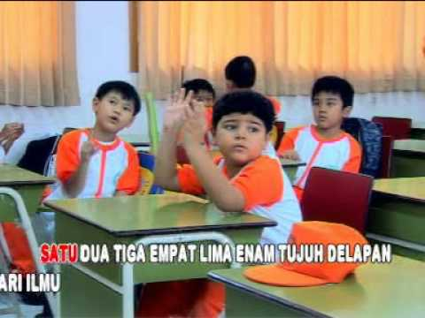 1 2 3 4 - Lagu Lagu Anak video