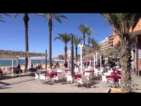 Los Locos Beach, Torrevieja, Costa Blanca South, Spain, Alicante