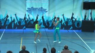 Lisa Haslbeck & Dominik Stubenvoll - Hupfadn Turnier 2015