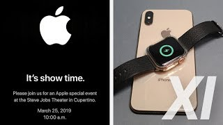Cool 2019 iPhone XI Rumors & Final March 2019 Event Leaks!