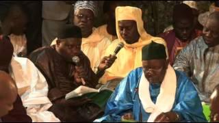 Gamou : Cloture du Bourde a la Mosque Serigne Babacar Sy