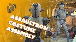 Fallout 4 Assaultron Costume Assembly - Prop: Shop