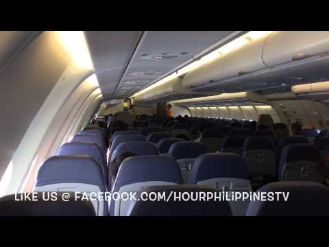 New Cebu Pacific Airbus A330-300 Cabin by HourPhilippines.com