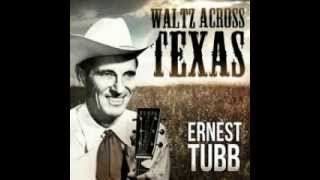 Ernest Tubb. Waltz Across Texas. Duet style. Lyrics. Sung by AaronStamp & Sandy.