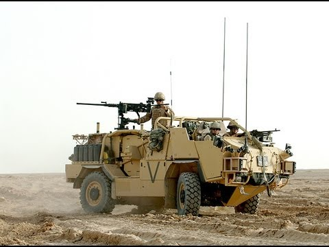 British Army Road Warriors Afghanistan part 1