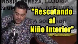 """Juan """"El Niño de La Mochila"""" Tema: Rescatando Al Niño Interior"""