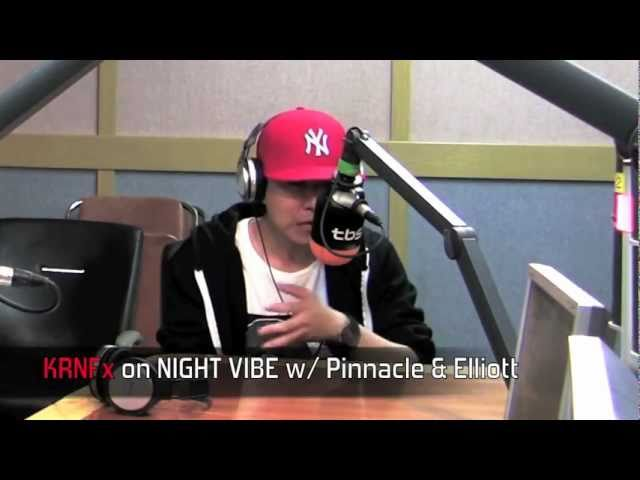 krNfx on NIGHT VIBE with Pinnacle &amp; Elliott