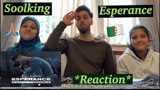 Soolking - Esperance [Clip Officiel] *Reaction*