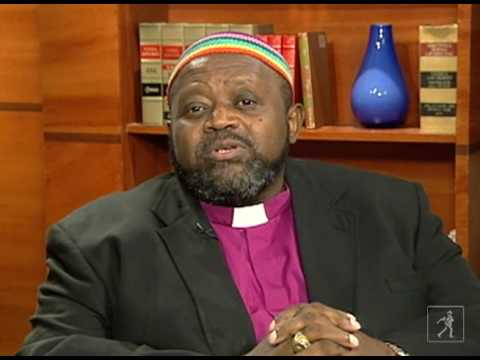 Archbishop Carl Bean Talks About His New Book  I Was Born This Way