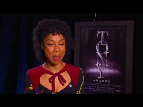 2014 Tony Awards Meet the Nominees: Sophie Okonedo