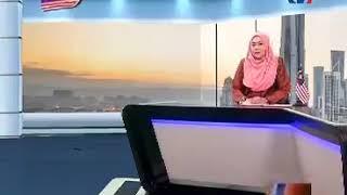 Noticias arabes comunican sobre el ovni en Malasia