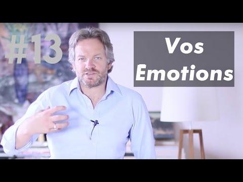13 - Vos émotions - Coaching - Neuroscience - Psychologie