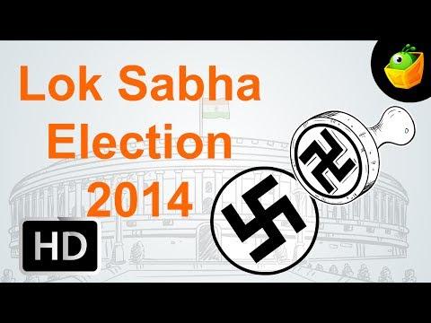 Lok Sabha Election 2014 -  Election 2014 - Cartoon/Animated Video For Kids