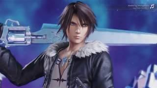 Final Fantasy Dissidia NT | Closed Beta | Squall Gameplay #1