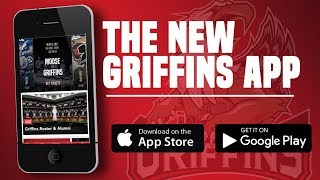 The new Griffins app is available now