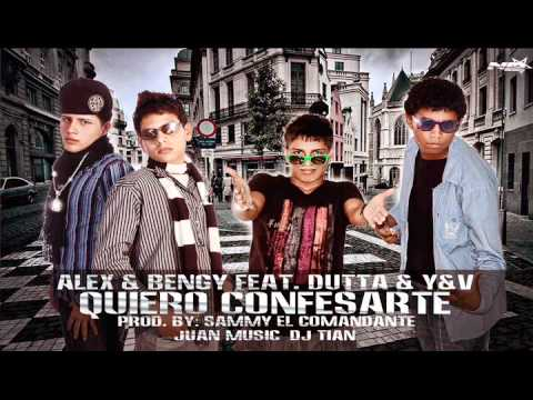 Dutta Y Jeivi - Quiero Confesarte (Ft. Alex Y Bengy) (Prod. By Sammy 'El Comandante') Original