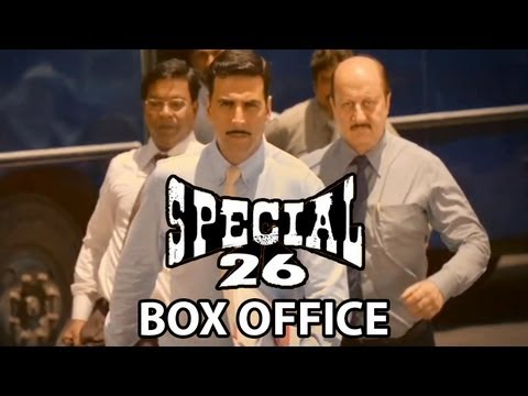 Special 26 BOX OFFICE COLLECTIONS | Latest Bollywood Hindi Movie