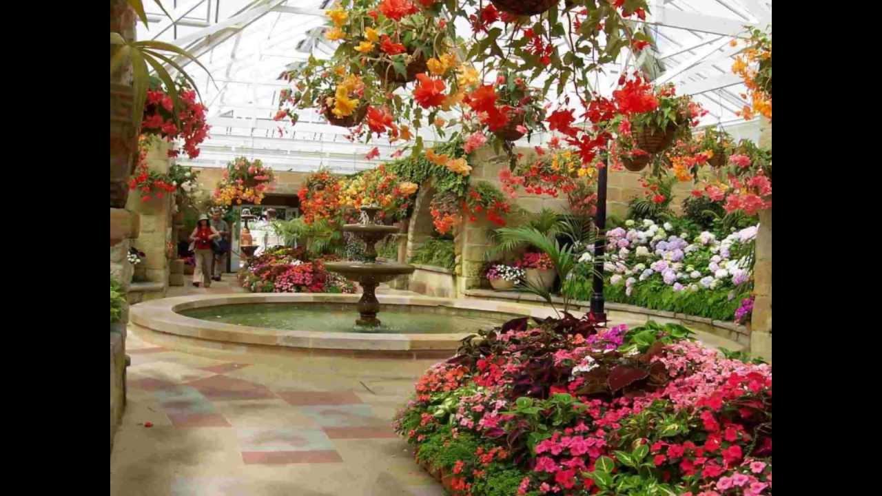 Colores en el jard n hd 3d arte y jardiner a dise o de - Diseno jardines 3d ...