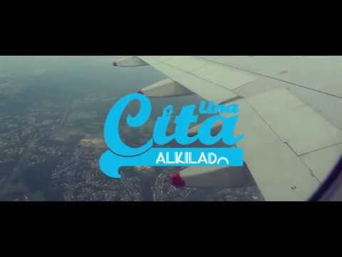 Una Cita - Alkilados (Video Lyrics Oficial)