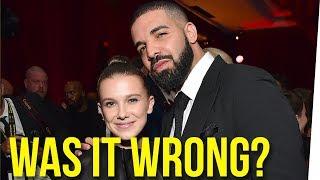 Download Lagu Should Drake Be Texting Millie Bobby Brown?! ft. Boze Gratis STAFABAND