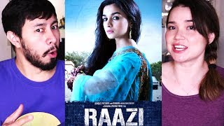 RAAZI | Alia Bhatt | Vicky Kaushal | NON SPOILER Movie Review!