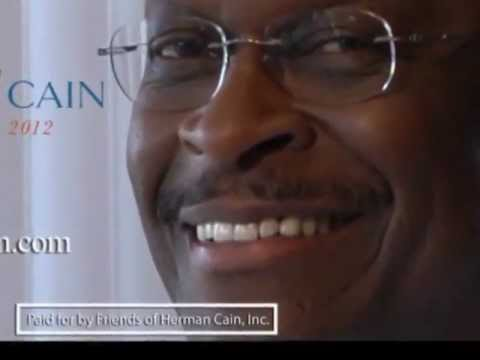 Creepy Smile Meaning Herman Cain's Creepy Smile