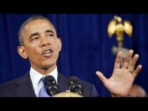 Obama's Ridiculous and Unbelievable Speech