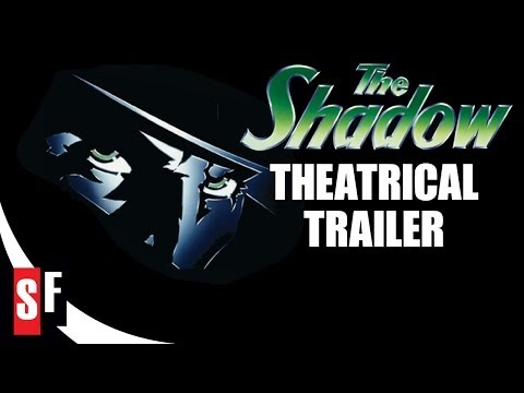 The Shadow (1994) Official Trailer HD streaming vf