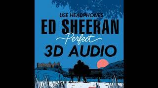 Download Lagu (3D AUDIO!!) Ed Sheeran - Perfect (USE HEADPHONES!!) Gratis STAFABAND