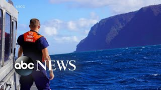 6 of 7 bodies recovered after Hawaii helicopter crash | ABC News