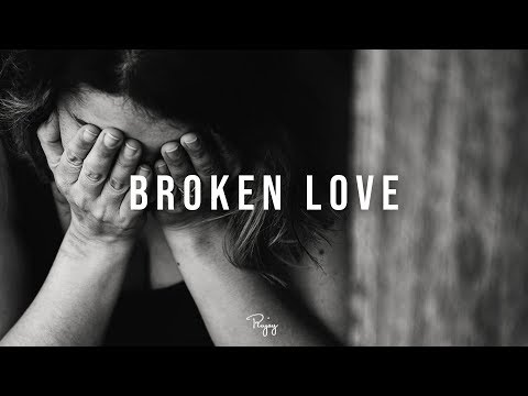 """Broken Love"" - Sad Rap Beat 