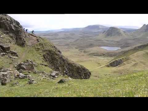 Danny MacAskill, Hans Rey and Steve Peat, Scotland episode 1.mov