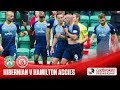 Hibernian Hamilton goals and highlights