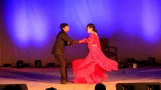 BUET Dance Fest Season 2 Couple Dance By (Shazal and Samira) Salsa