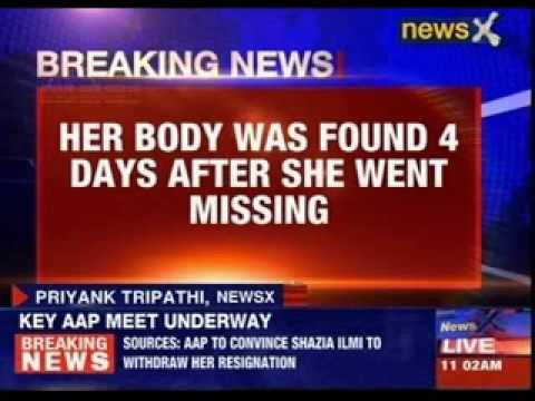 Missing girl found dead in Muzaffarnagar, Uttar Pradesh