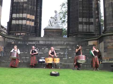 Albannach - Edinburgh Festival Fringe Music Videos
