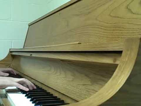 Yanni - Adagio in C Minor (Piano Cover)