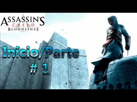 Assassin's Creed: Bloodlines - PSP - Español - Intro / Parte # 1