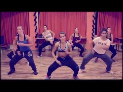 رقص بنات روعه على دي جي ( اجنبي )  /   Zumba Fitness Choreography  & DJ thumbnail
