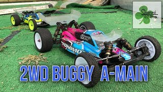 Shamrock RC : 2wd Buggy A-Main Race 2018-08-11