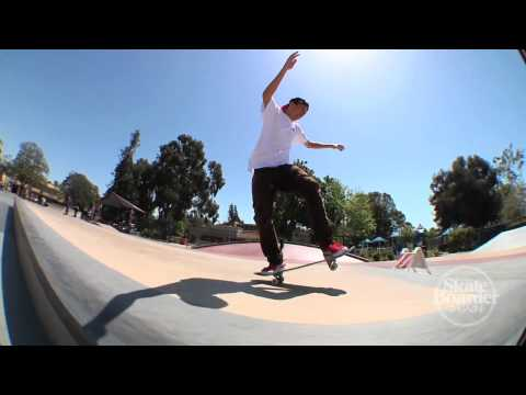 Skateboarder Magazine Warm Up With Joey Brezinski