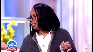 Whoopi Overcome With Emotion Telling Jorge Gracia