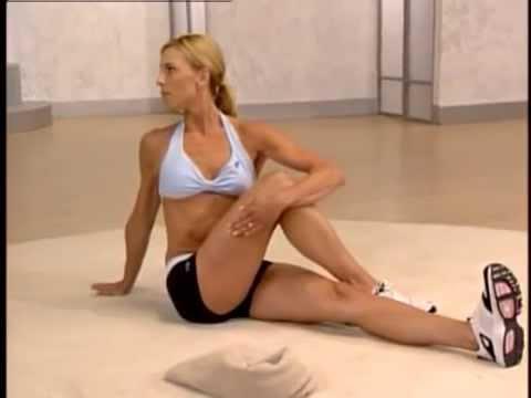 Комплекс упражнений для всего тела!