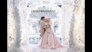 OUR WEDDING DAY SARI & REYHAN 18-02-18 | saritiw