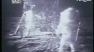 40 años de la llegada del hombre a la Luna - La luna está en el bote