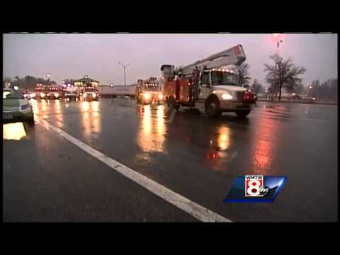 Central Maine Power travels to Vermont to help with...