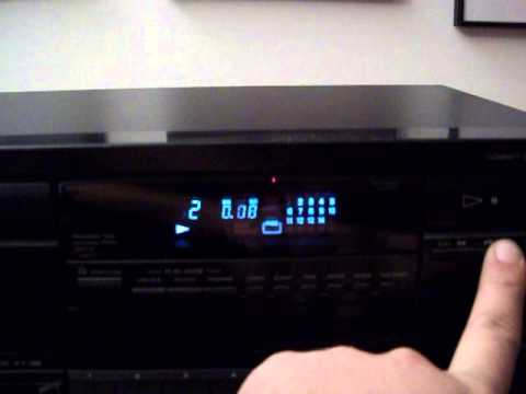 DEMO KENWOOD MODEL KA-76 STEREO RECEIVER & KENWOOD KT-56 RADIO TUNER & SONY CDP-297 CD PLAYER