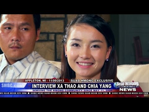 Watch Suab Hmong News:  Part 3 - Exclusive Interview Xab Thoj and Txiab Yaj from Thailand