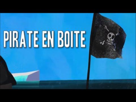 """""""Pirate En Boîte"""" ESRA 3D"""